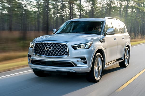 2019 INFINITI QX80 Special APR Program