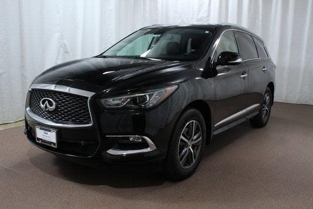 Infiniti Suv 2017 >> Certified Pre Owned 2017 Infiniti Qx60 Luxury Suv For Sale
