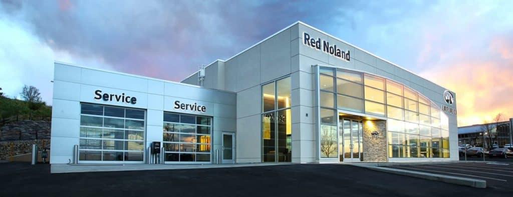 Red Noland INFINITI in Colorado Springs