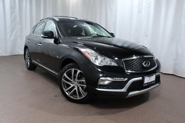CPO 2017 INFINITI QX50 for sale