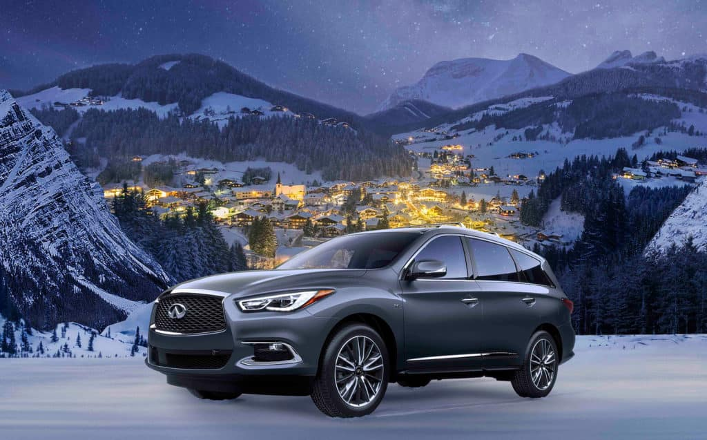 2019 QX60 Winter Conquest Bonus Offer