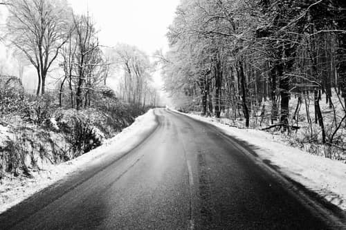 Black Ice Winter Driving Tips