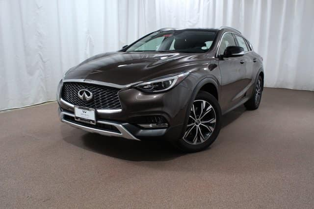 2018 INFINITI QX30 for sale