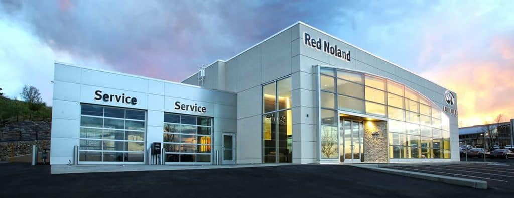Red Noland INFINITI Finance Center