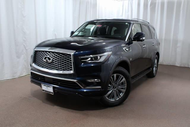 2019 INFINITI QX80 award winner
