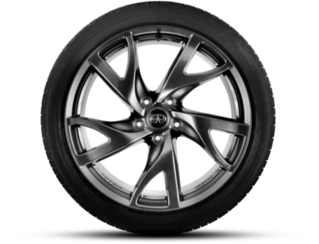 Quality Tires at Red Noland INFINITI