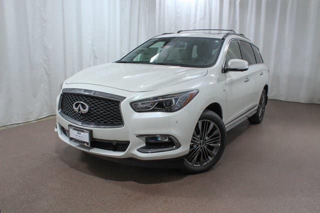 2019 INFINITI QX60 safety features