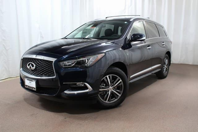 2019 INFINITI QX60 July lease offer