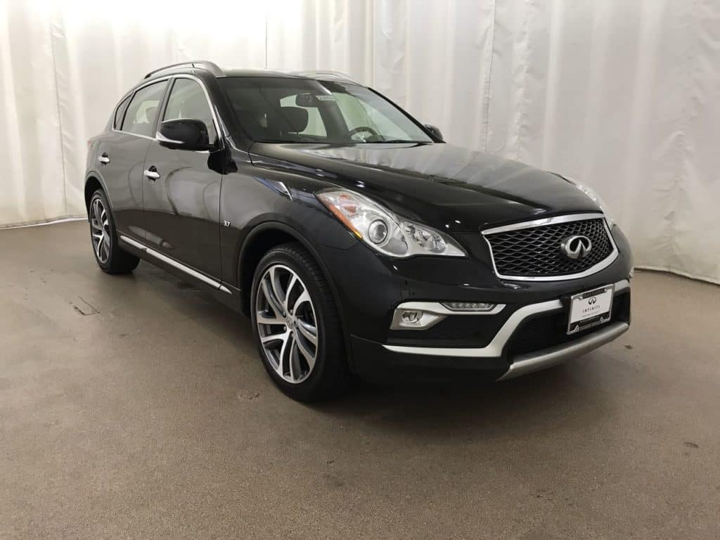 CPO 2016 INFINITI QX50 for sale
