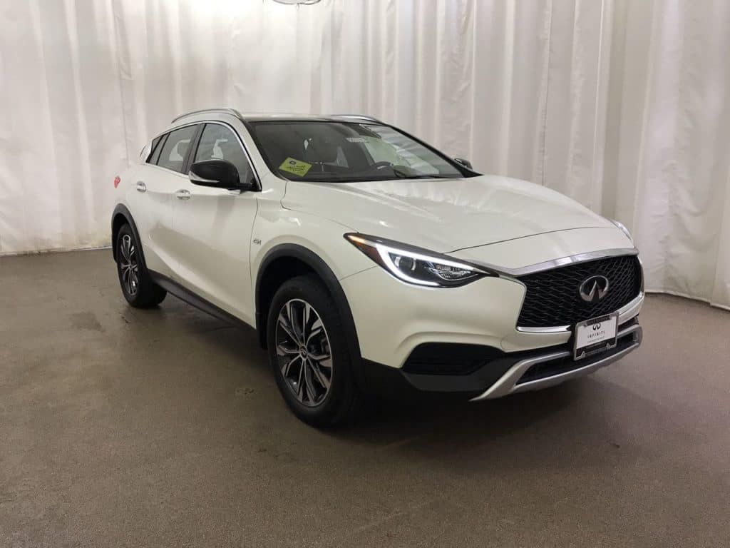 CPO 2019 INFINITI QX30 for sale