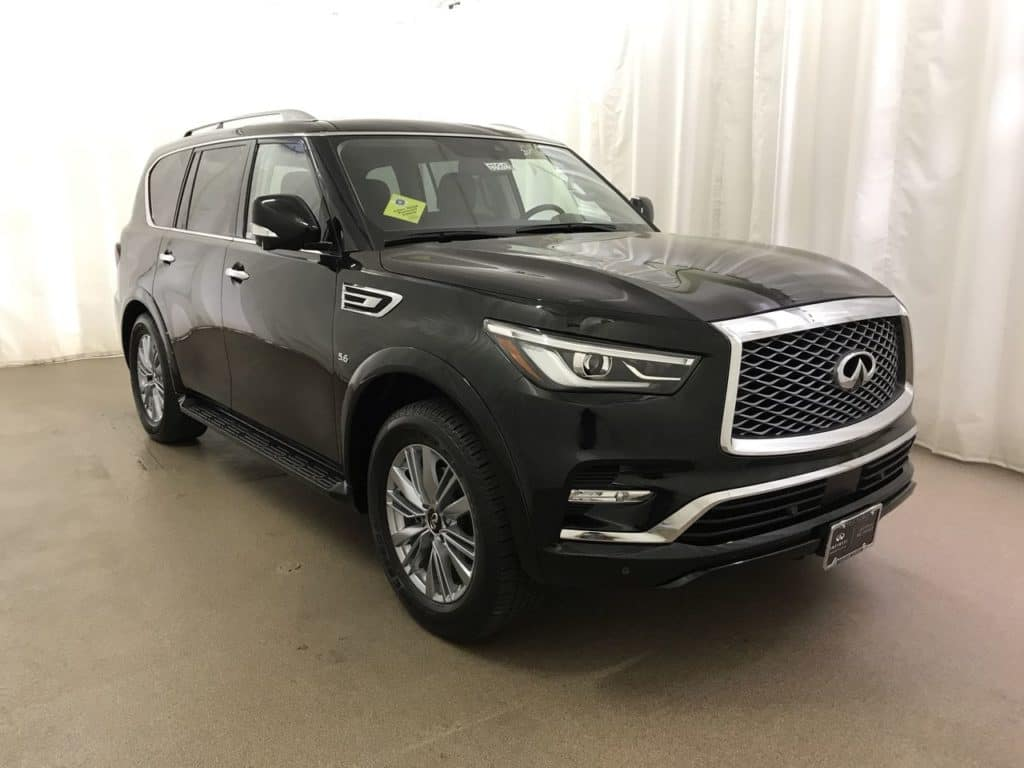 CPO 2019 INFINITI QX80 for sale