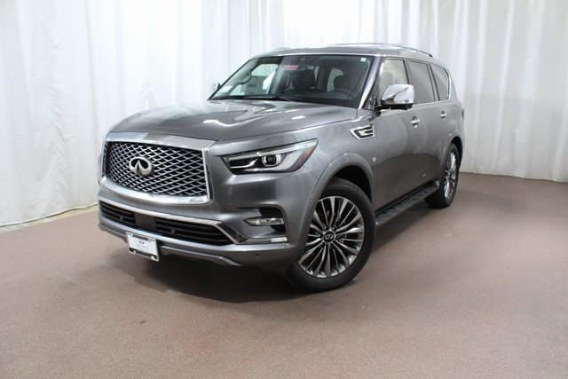 2019 INFINITI QX80 safety