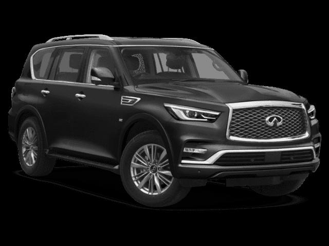 2020 INFINITI QX80 luxury SUV