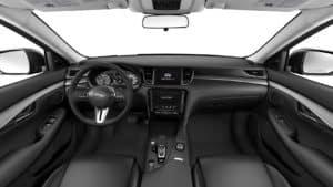 2021 INFINITI QX50 Interior Review