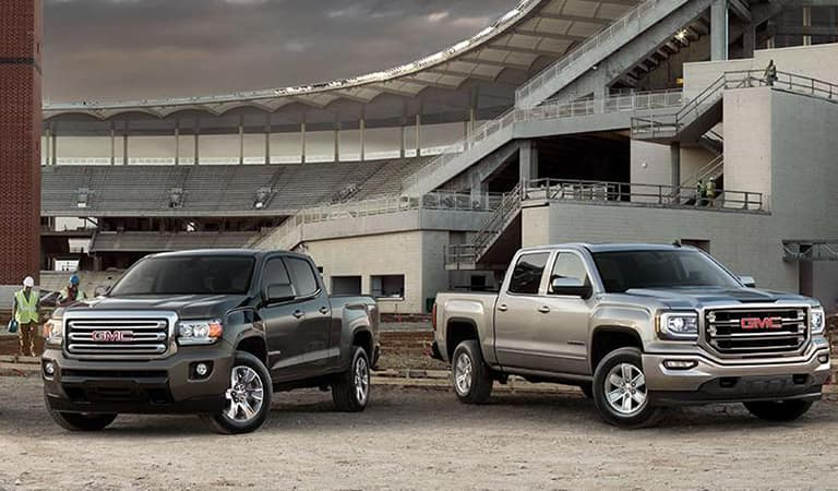 GMC Fleet Trucks & Vans Exterior Features