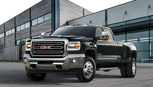 GMC Fleet HD Trucks