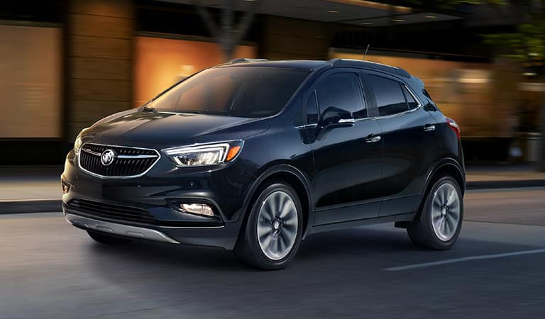 2019 Buick Encore Technology Features