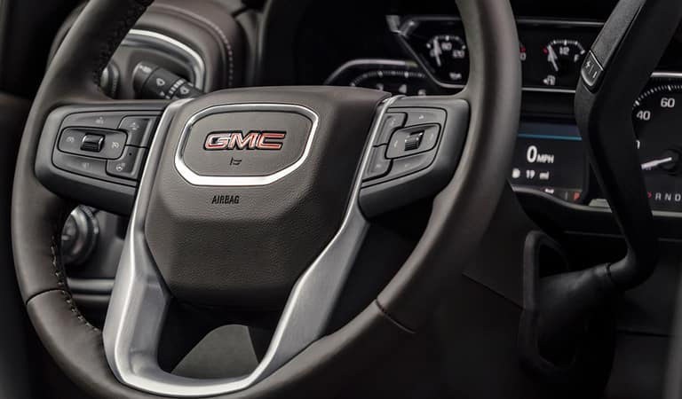2019 GMC Sierra 1500 Technology Features