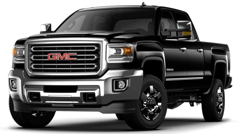 A black 2019 GMC Sierra 3500HD from a dealer near Atlanta GA