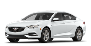 A white 2019 Buick Regal from Rick Hendrick Buick GMC