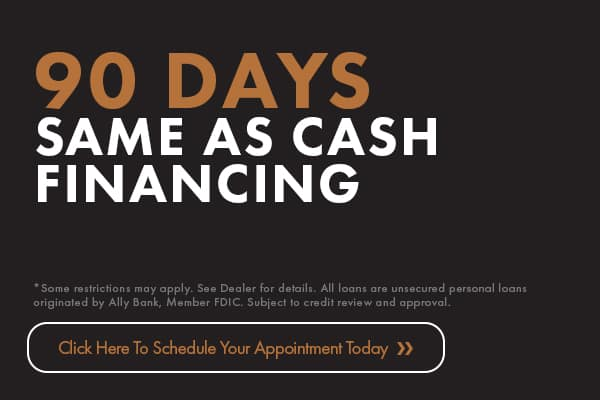 90 Day Same as Cash