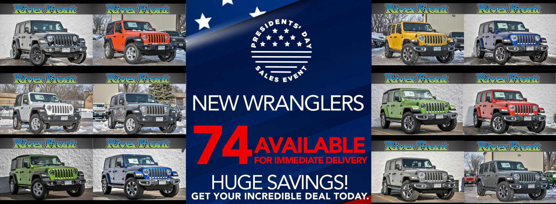 new jeep wranglers