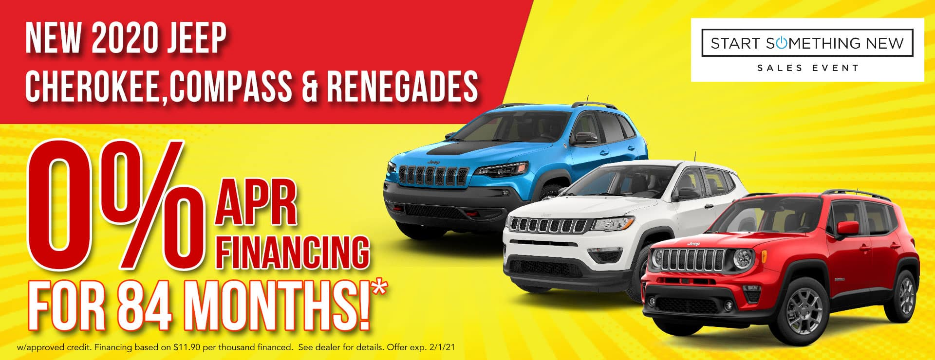 jeep offers