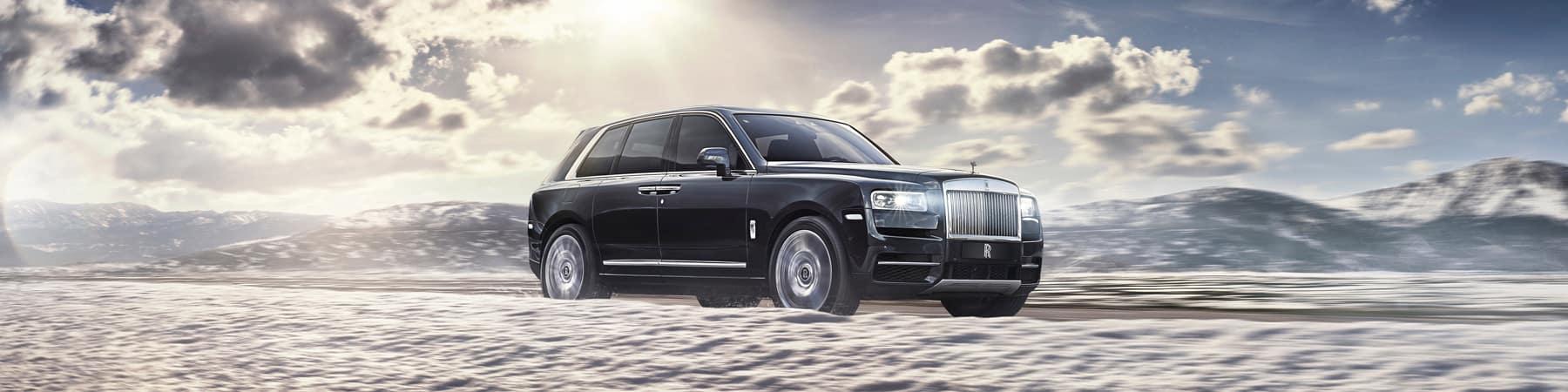 New Rolls-Royce Cullinan for Sale in Charleston, SC