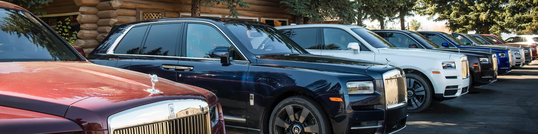 Pre-Owned Rolls-Royce Motor Cars for Sale in Charleston, SC