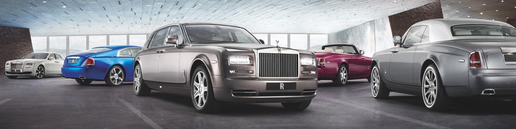 Provenance Certified Pre-Owned Rolls-Royce Motor Cars for sale in Charleston SC