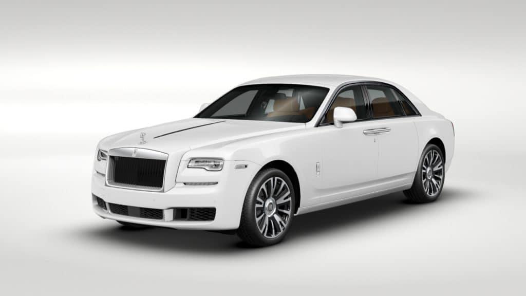 New 2019 Rolls-Royce Ghost