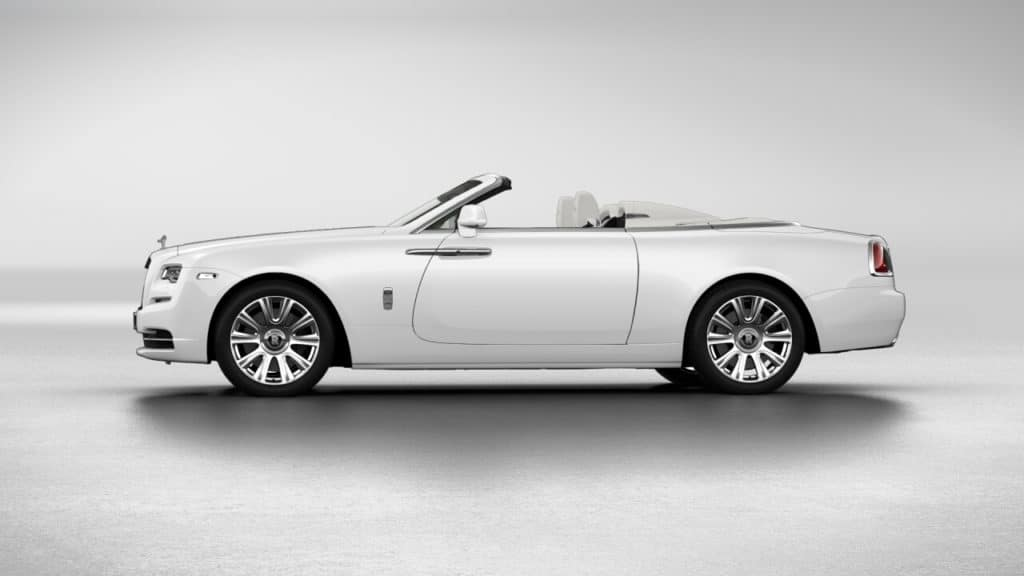 New 2019 Rolls-Royce Dawn Convertible