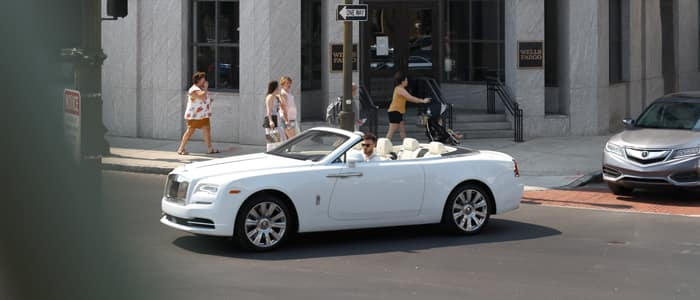 Rolls-Royce Motor Cars Dawn Drophead Coupé in Charleston SC