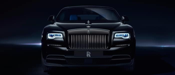 Rolls-Royce Motor Cars Wraith Black Badge in Charleston SC