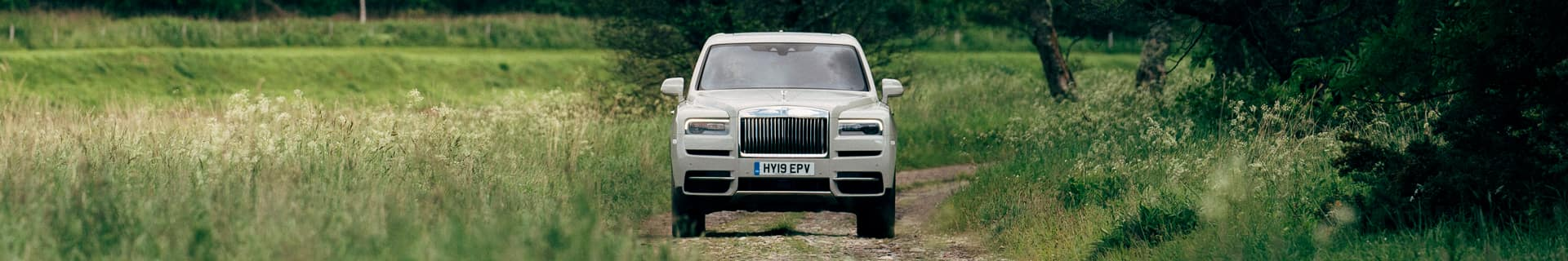 Rolls-Royce Motor Cars Cullinan SUV in Charleston SC