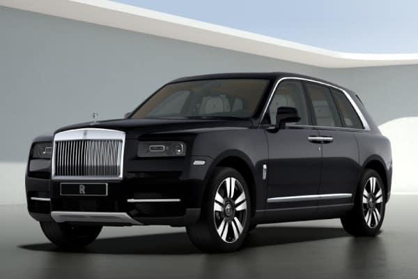 New 2020 Rolls-Royce Cullinan