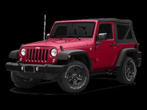 2018 Jeep Wrangler JK