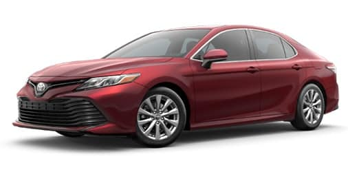 $249 Per Month - 2018 Camry Lease Offer