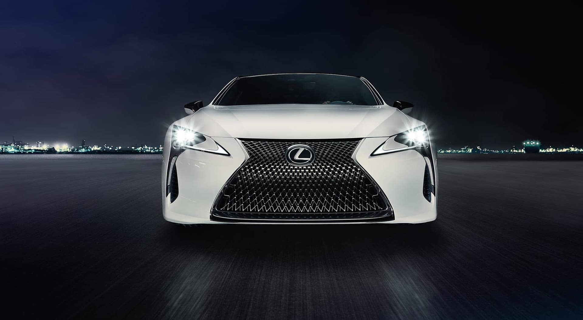 2018 Lexus front