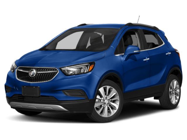 2019-Buick-Encore-Angled