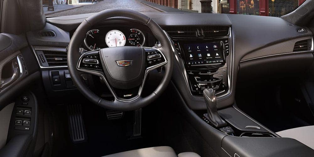 2019 Cadillac Cts V Interior Features Specs Royal