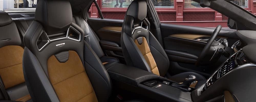 2019 Cadillac CTS-V Interior View