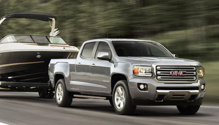 2019 Gmc Canyon Vs Chevy Colorado Pickup Truck Comparison