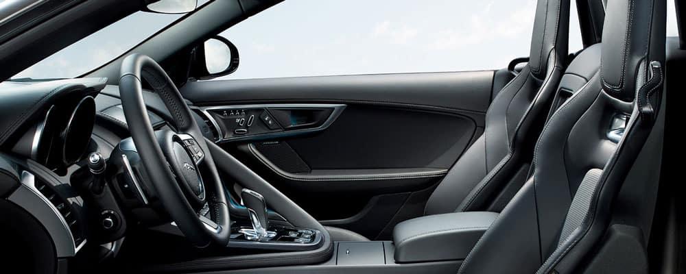 2019 Jaguar F-TYPE Interior Driver View