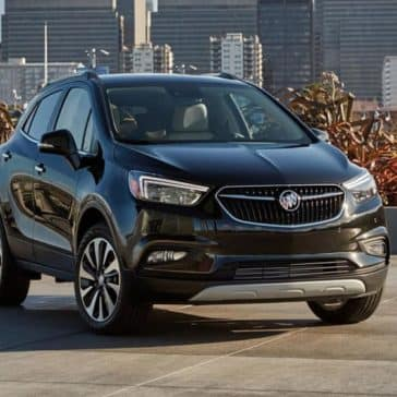 2019 Buick Encore front view