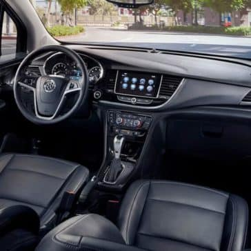 2019 Buick Encore interior seating