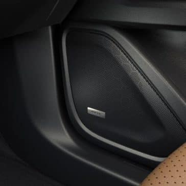 2019 GMC Terrain Bose Speakers