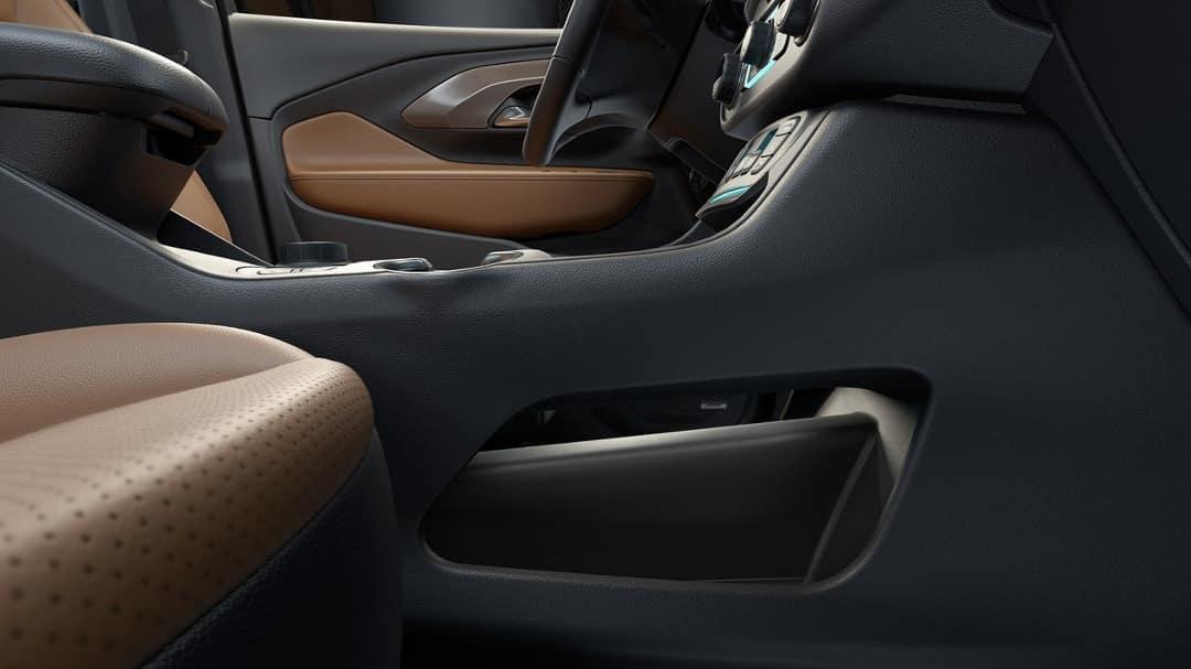 2019 GMC Terrain cabin styling