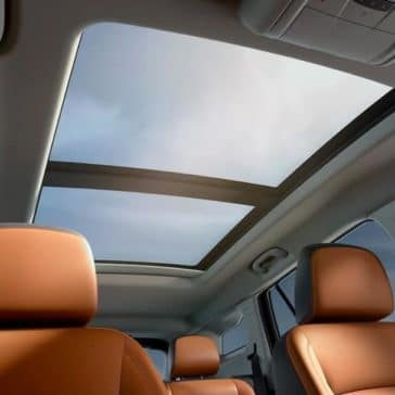 2019 GMC Terrain panoramic roof