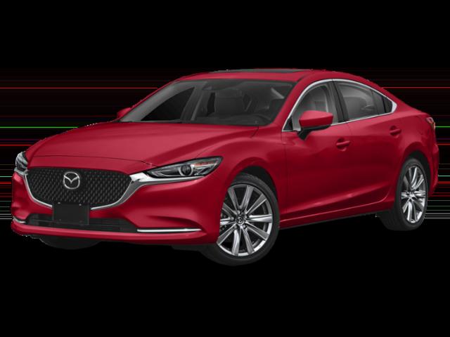 2019 Mazda6, Red Exterior